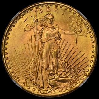 1925 $20