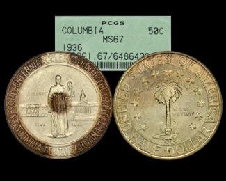 1936 Columbia