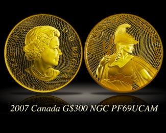 2007 Canada Shinplaster