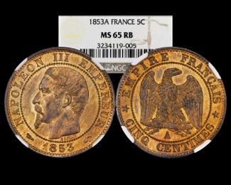 1853A France